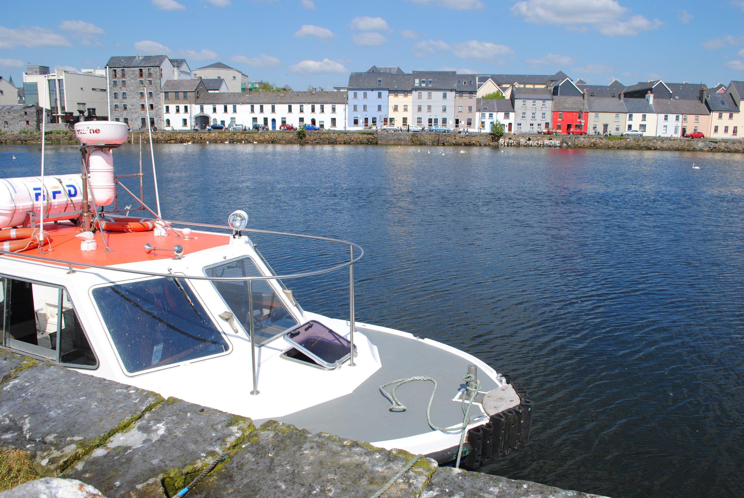 Gentle Cruise Around Galway Bay