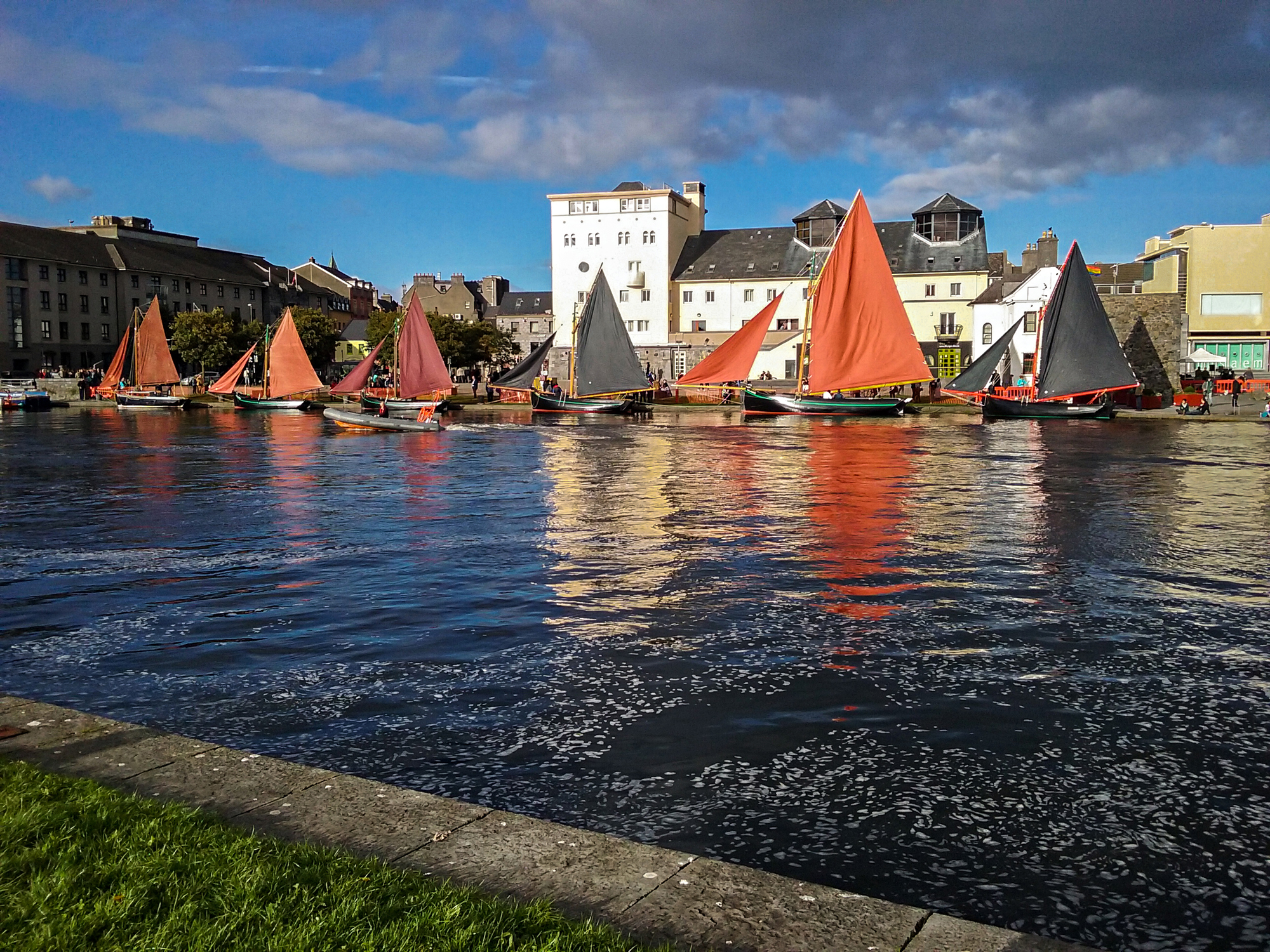 Galway's Maritime Heritage Tour.   Photo Credit: www.nicholasgrundy.com/