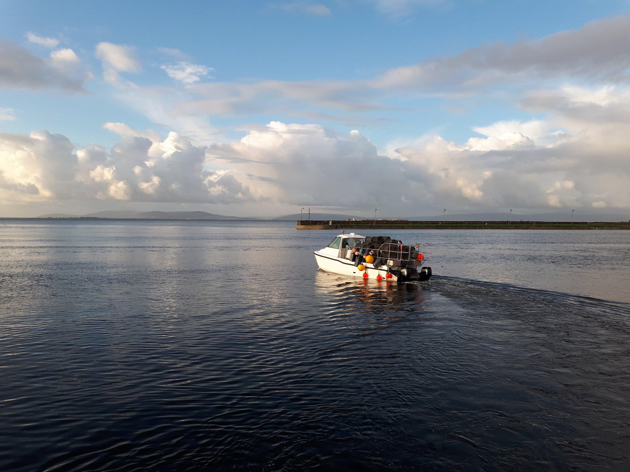 Galway Bay Fishing Tours