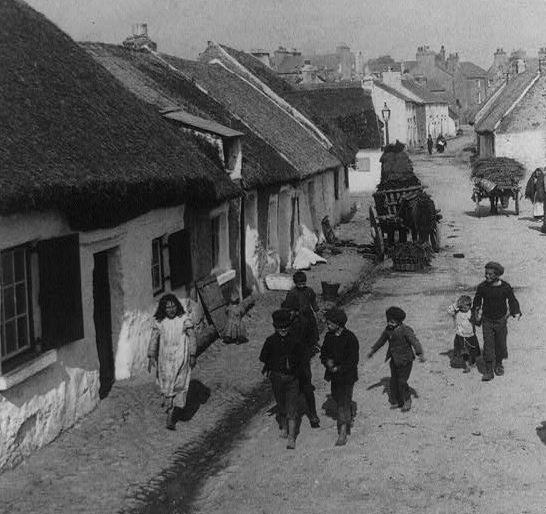 The Claddagh: 1903.