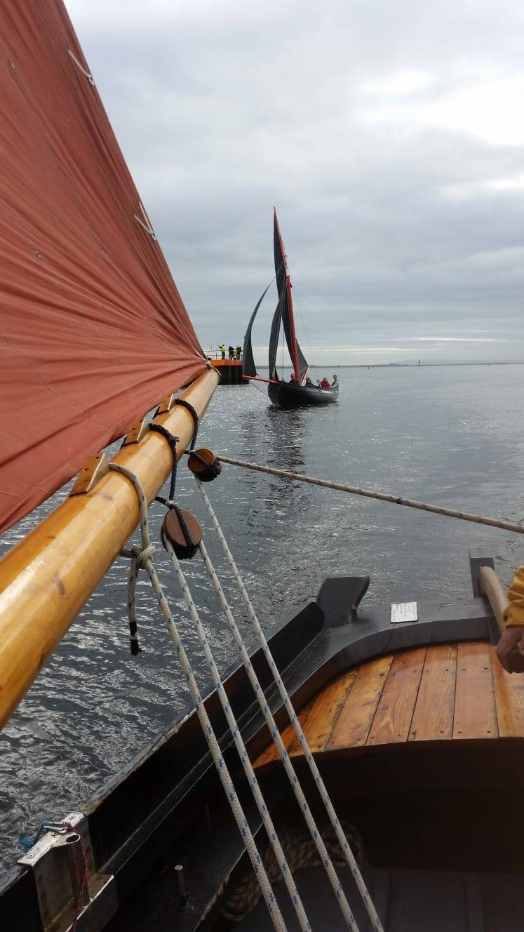 Traditional Sail Boats Galway