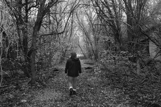 Walking through the ghost streets of Pripyat, Northern Ukraine