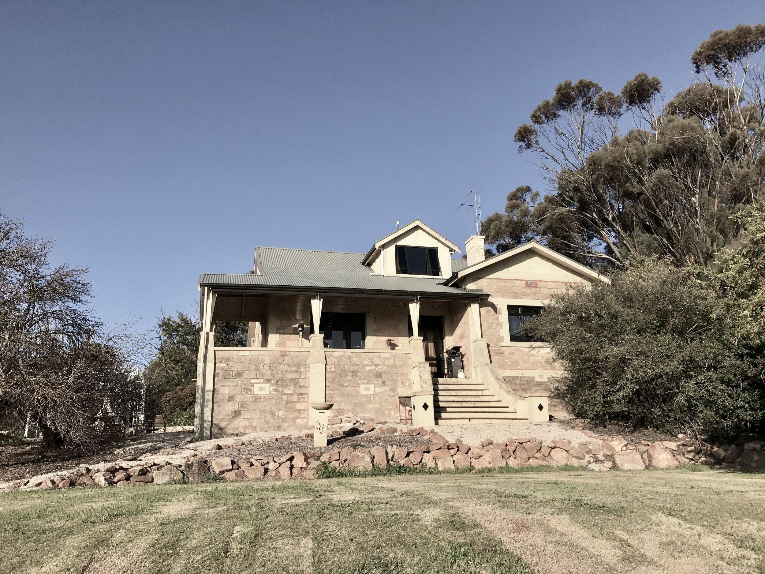 The Homestead on Eldredge Properties.