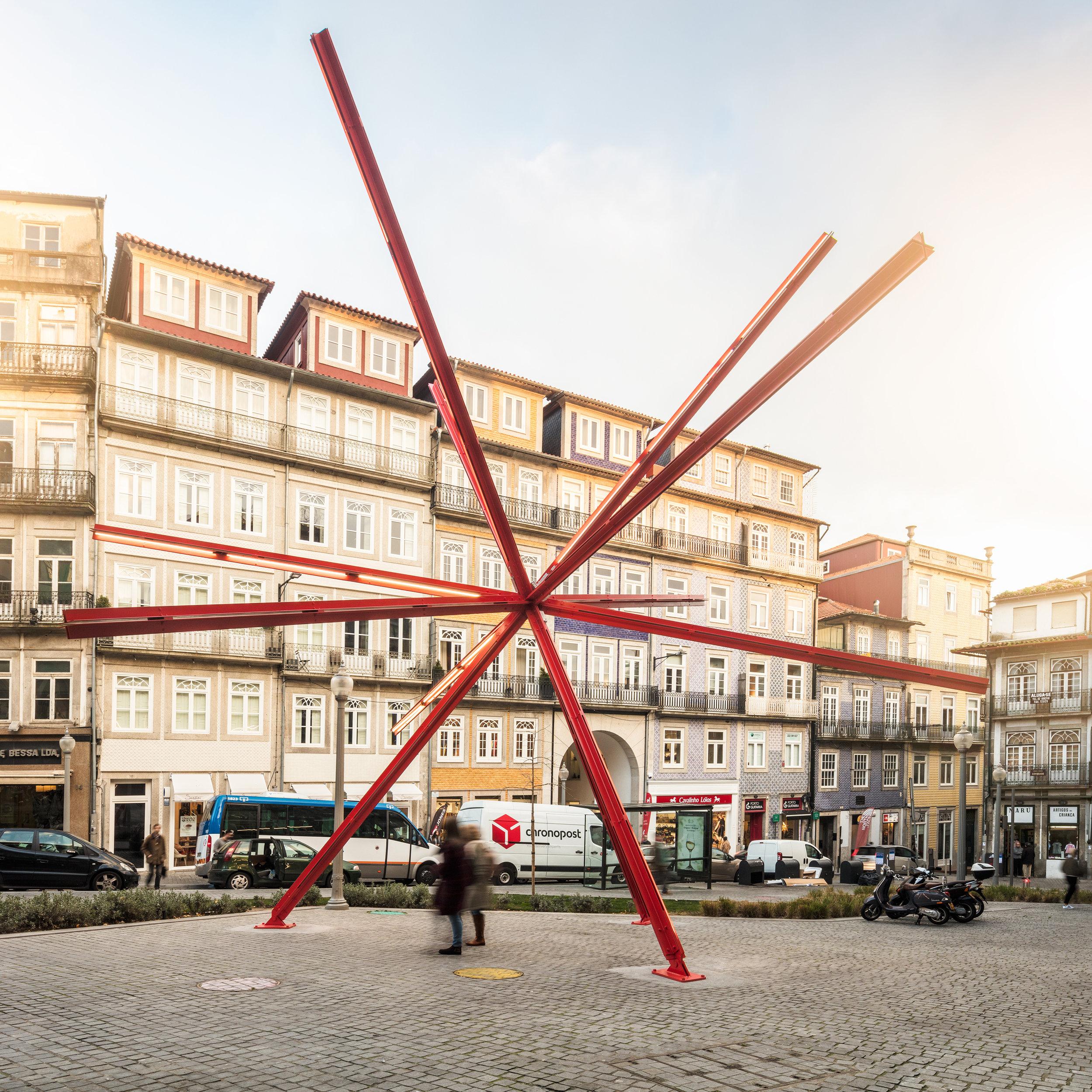 Start, Porto 2016