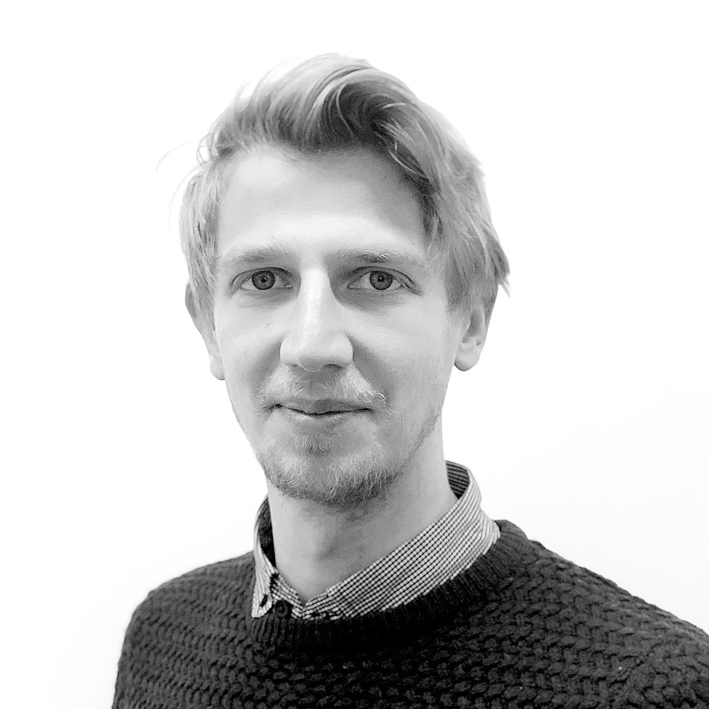 Daniel Mudrák, SK, Senior Architect.  Daniel holds a Master in Architecture from Slovak University of Technology (2014) and worked as an Architect in LIKEarchitects (2014/2015). He joined DAStudio in 2016.  daniel@diogoaguiarstudio.com