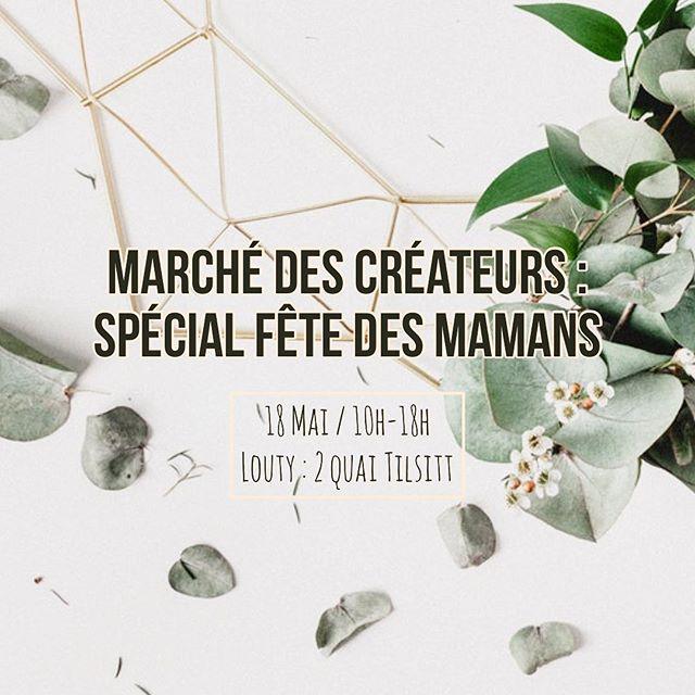 Retrouvez le temps d'une journée une sélection de créateurs lyonnais pour trouver la ou les pépites pour notre mamounette chérie.  Venez récupérer pour l'occasion la Lyon City Map Lyon can do it ! ------ 📅Date : Samedi 18 Mai 🕙 Horaires : 10h - 17h 📍 Lieu : Louty - 2 Quai Tilsitt ------ Accès à l'événement : 🚄 Métro D / Métro A : arrêt Bellecour . . . #lyon #lyonnaise #lyonnais #monlyon #lyoncandoit #igerslyon #marchecreateurs #fetedesmeres #faitavecamour #faitavecpassion #loutylyon #cadeaux