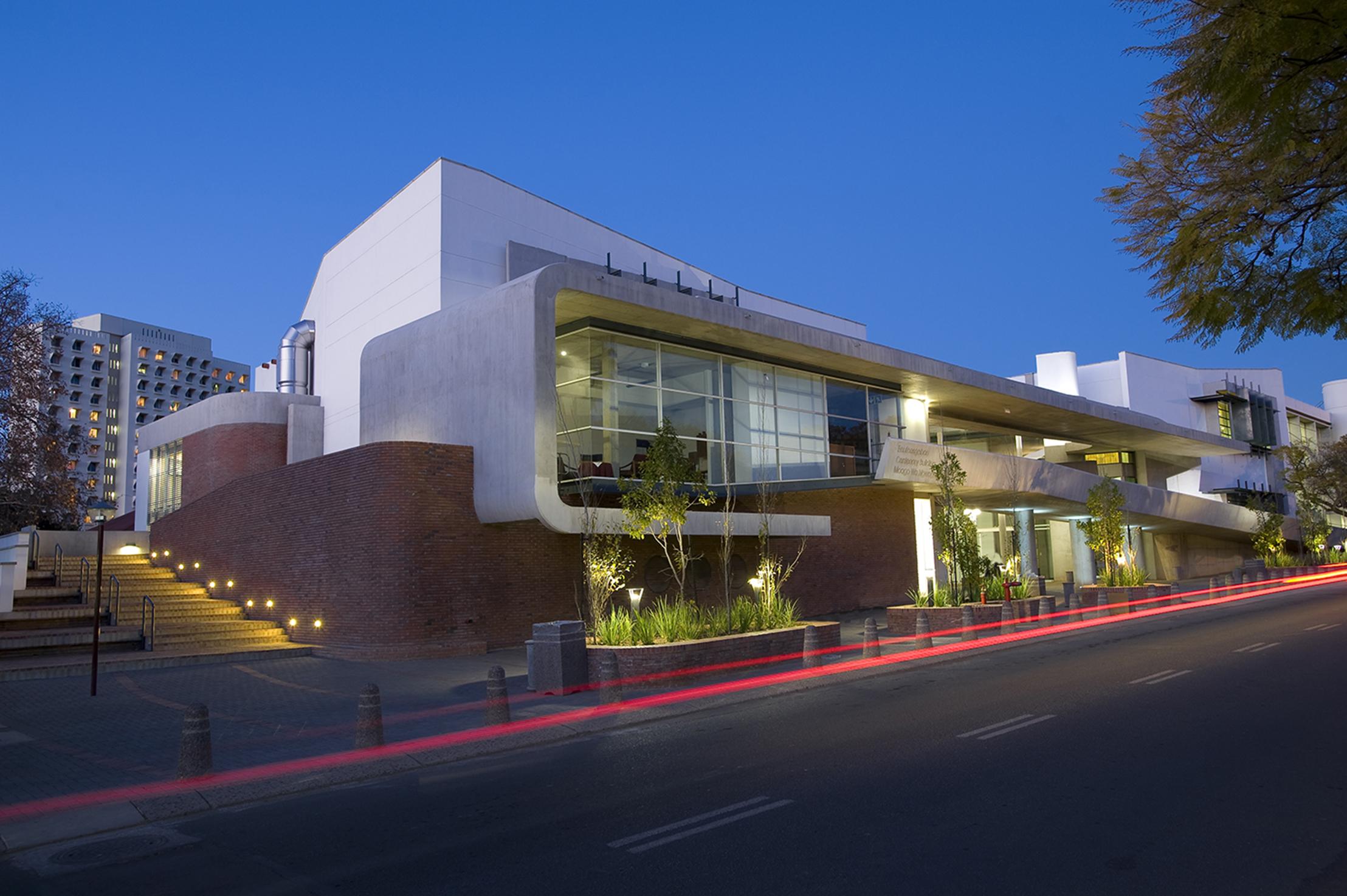 Centenary Building  - University of Pretoria
