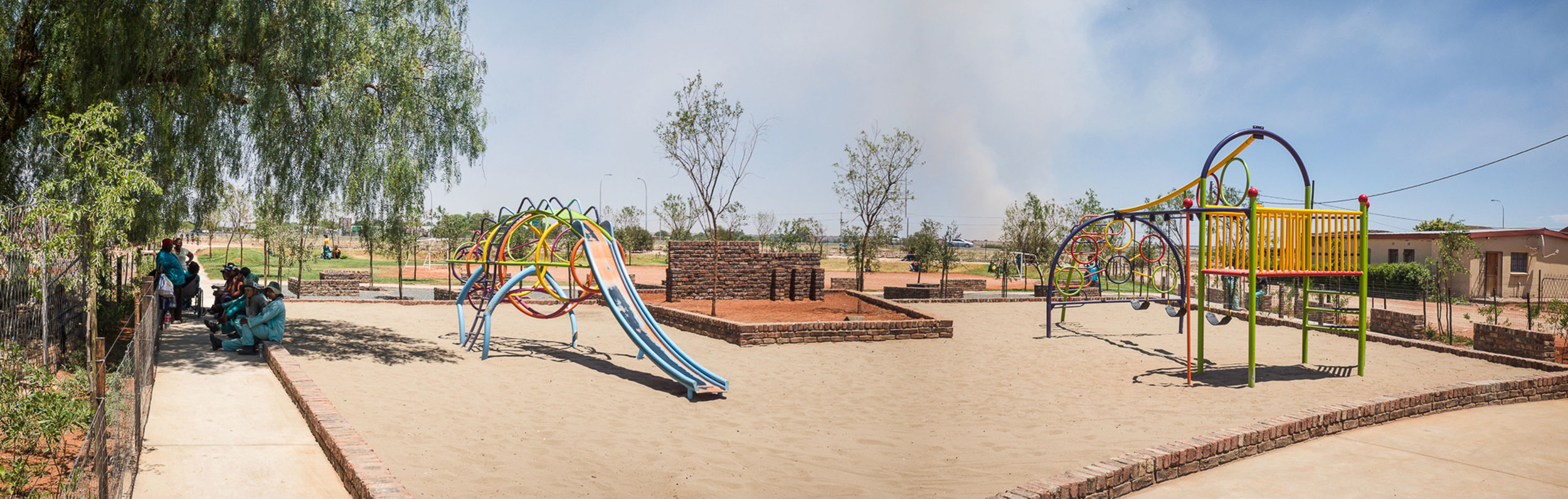 Hopetown Community Park  - National Department of Environmental Affairs