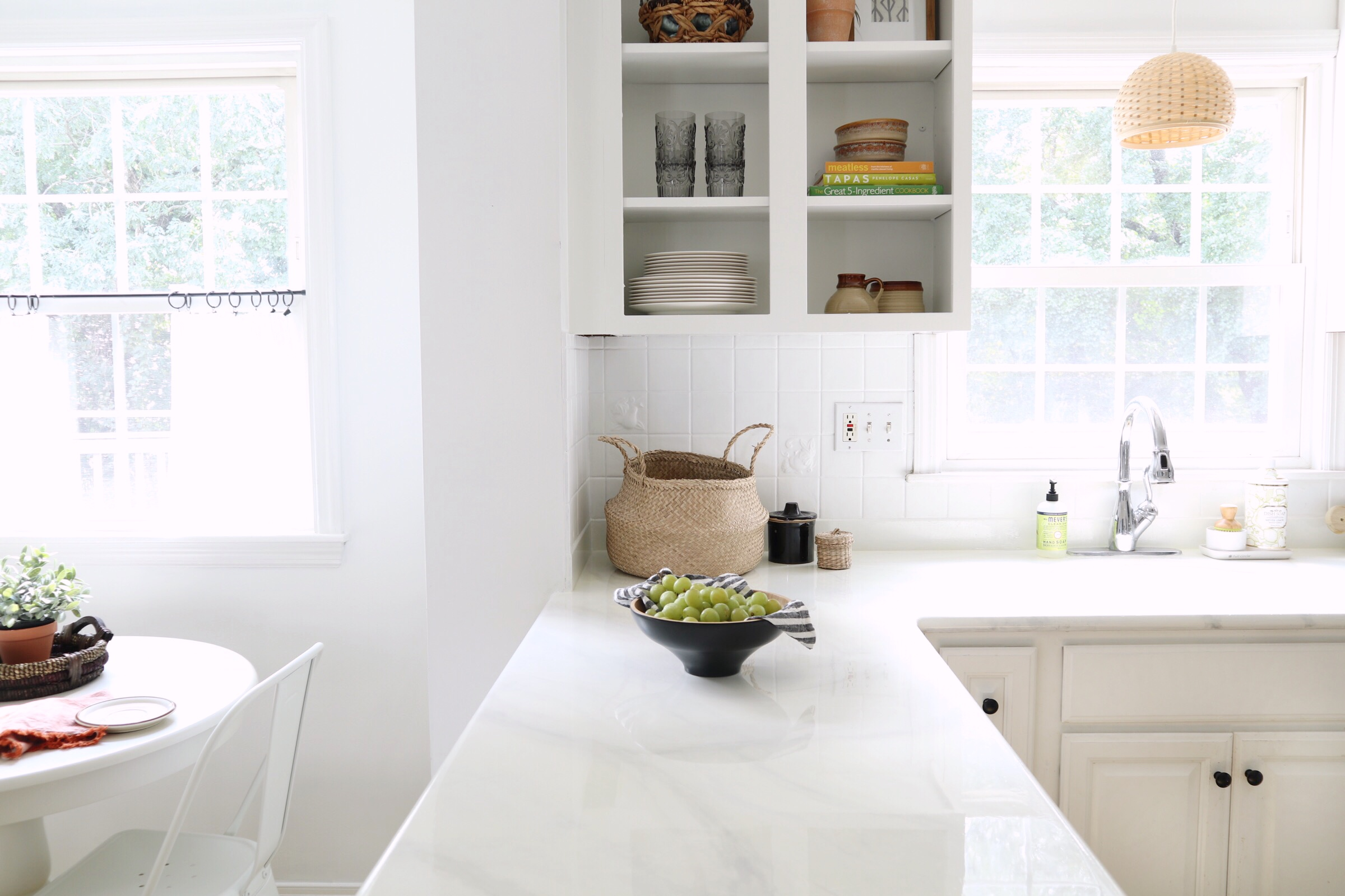 CLICK HERE TO CHECK OUT MY DIY PAINTED COUNTERS!