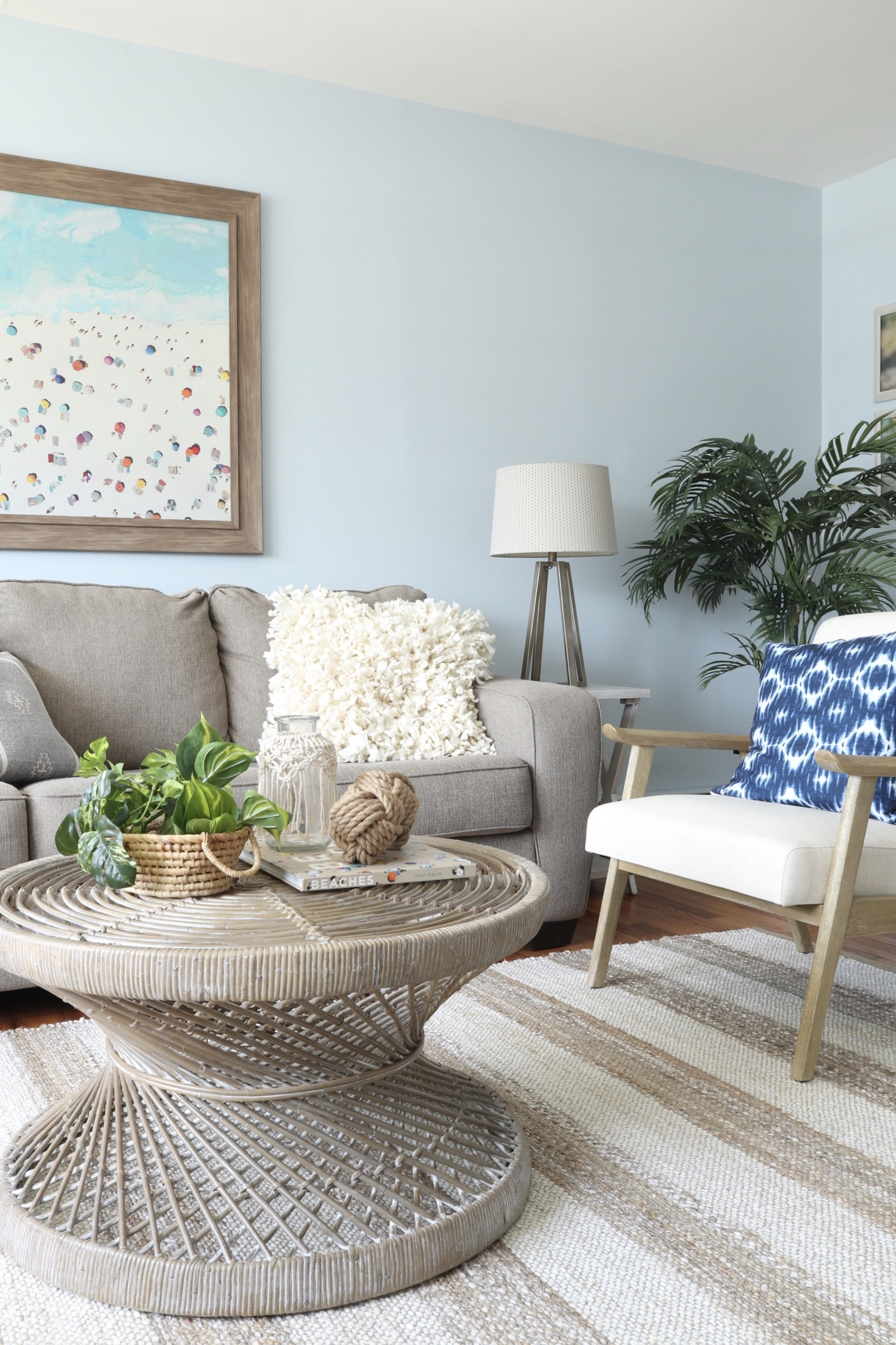 Traditional to Beach Vibes — MEREDITH LYNN DESIGNS