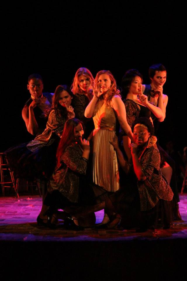 Cabaret - Sally Bowles