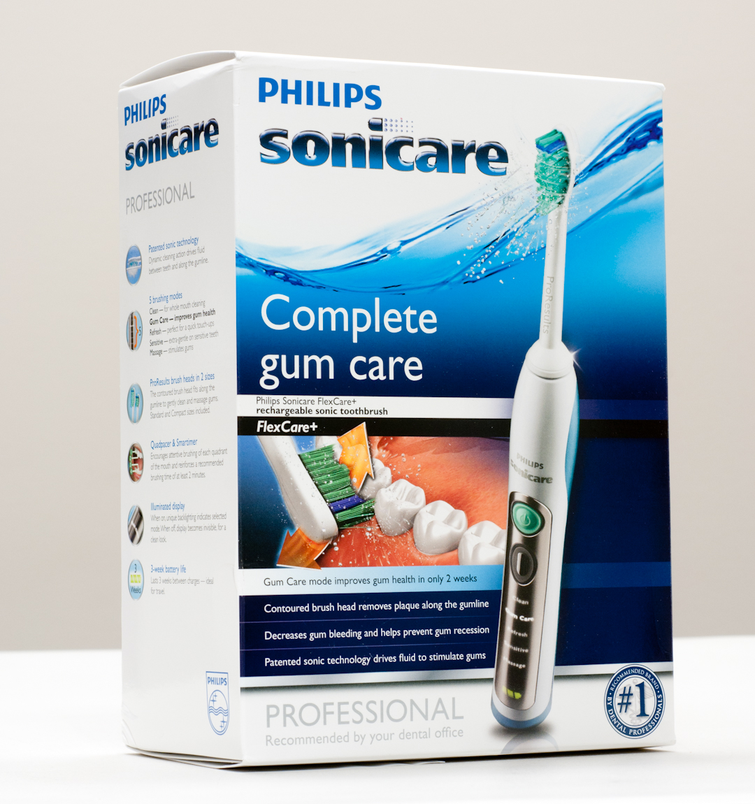 The best tooth and gum care available