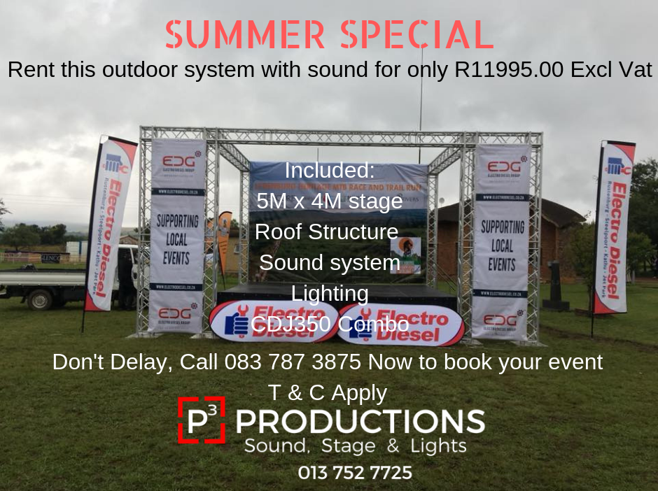 Crazy Summer Specials - This is our latest crazy summer specials that we have running at the moment, Get in contact with us immediately to avoid missing out on this crazy deal