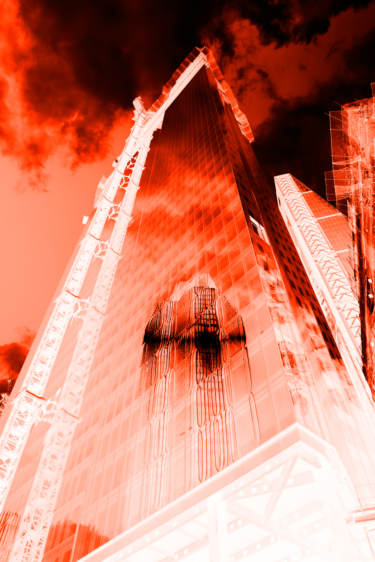 Tinted City III