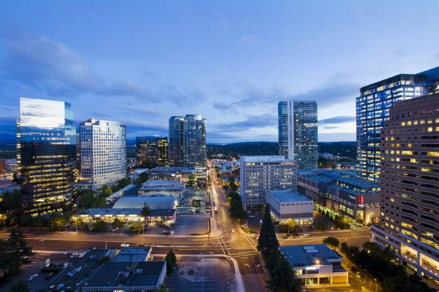 10610 NE 9th Place #2402 Bellevue | $805,000