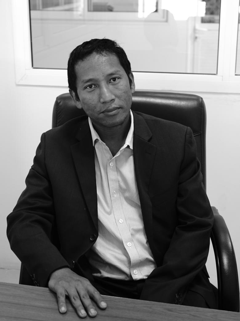 Handry RATOVONARIVO  Industry Manager