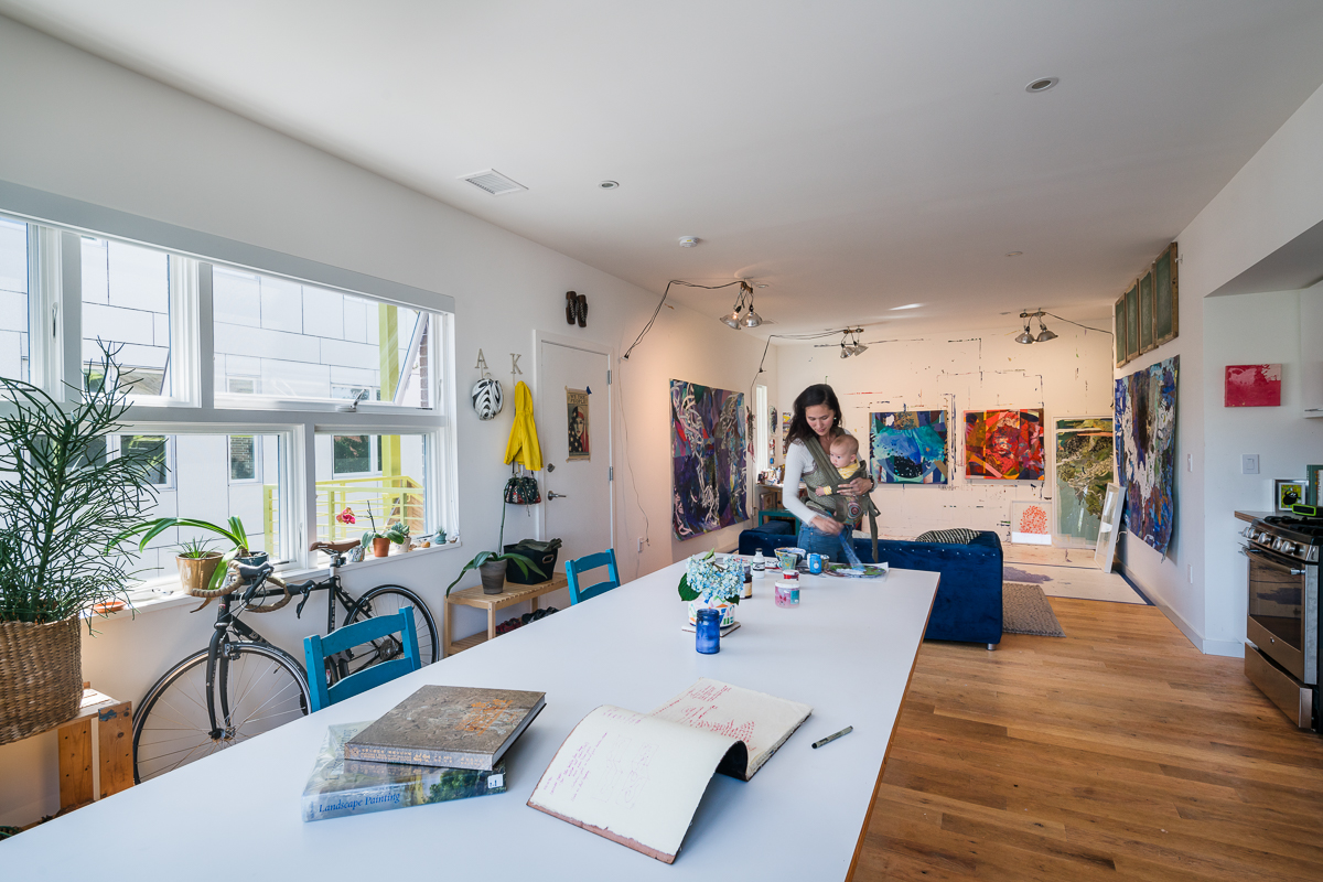 Affordable Artist Housing