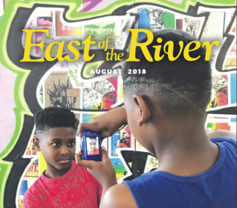 Youth Photography Exhibition East of the River - East of the River Magazine, August 9, 2018