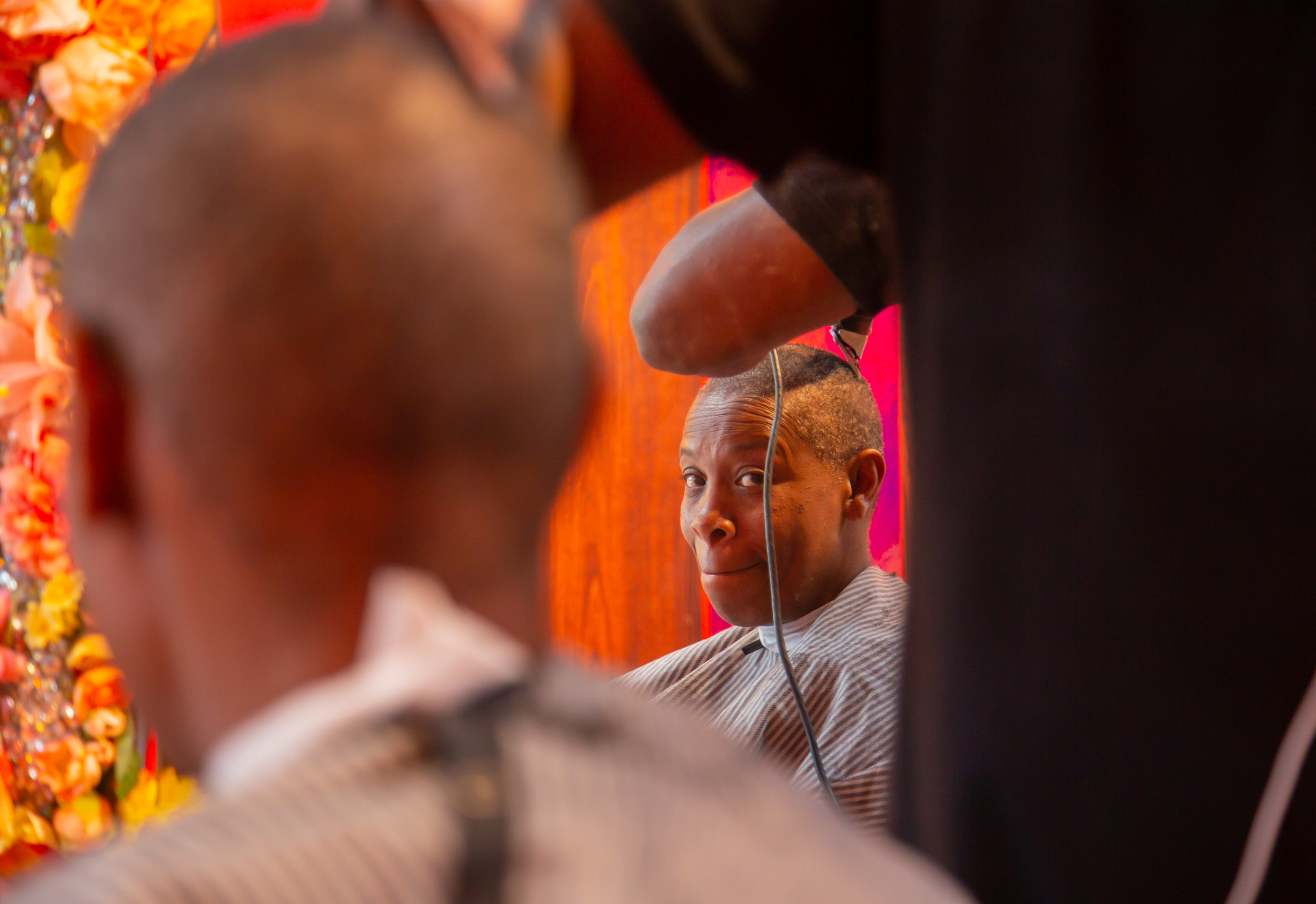 Barbershops Can Be Fraught For People Who Aren't Straight Cis Men - DCist, June 17, 2019