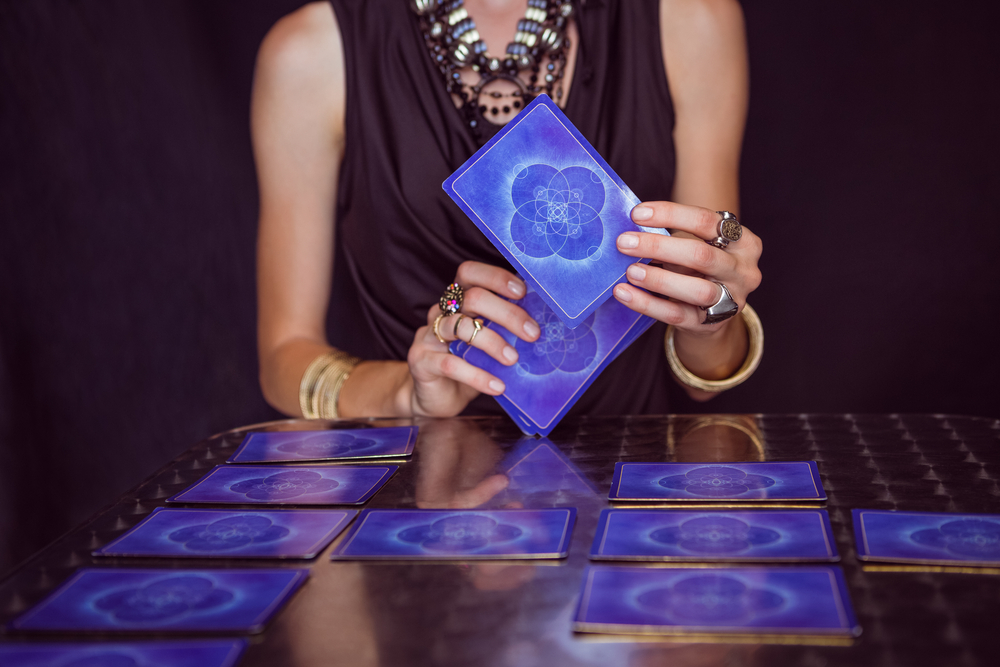 Intuitive Card Readings & Chakra Assessment -