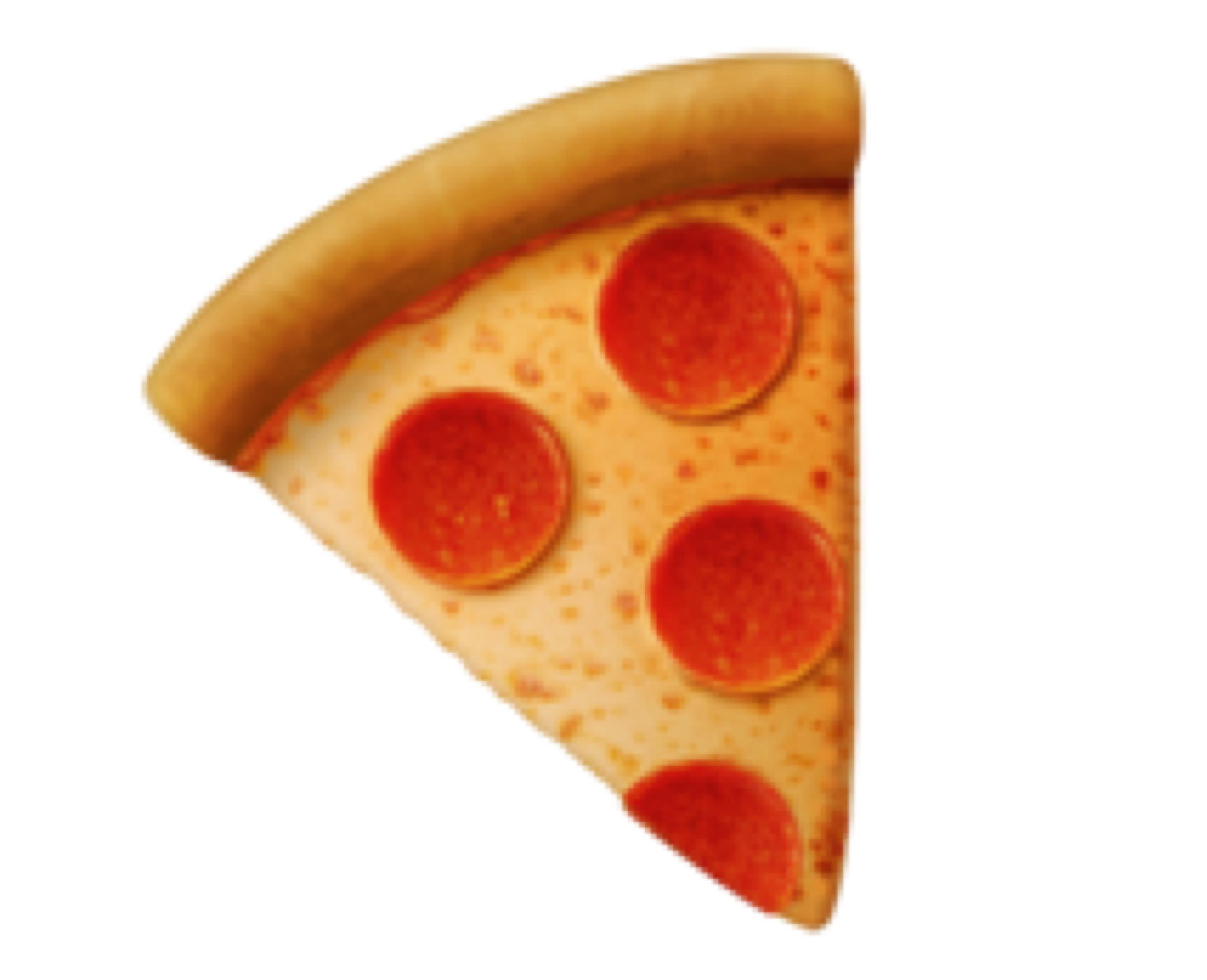 Pizza (🍕)