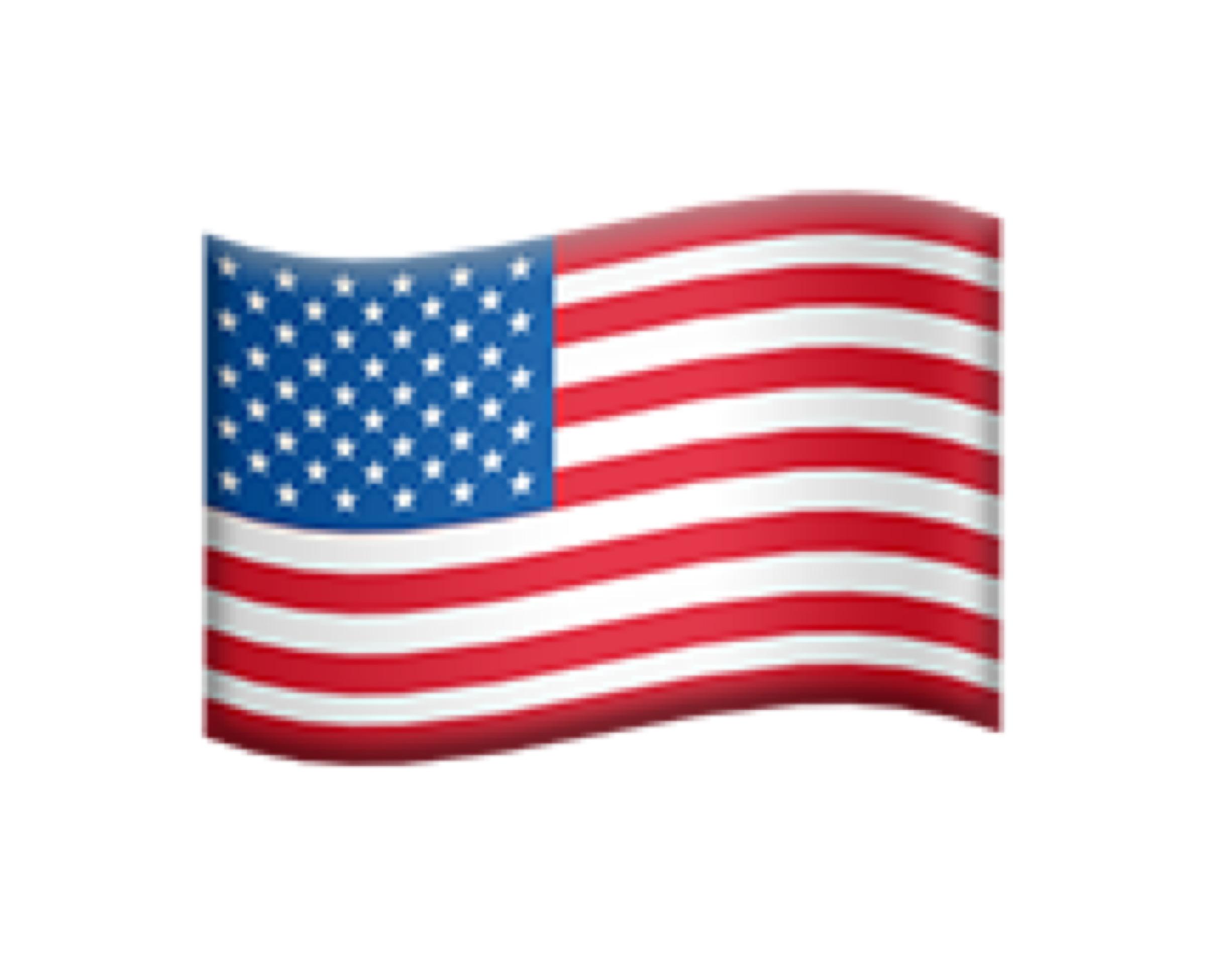 Flag of United States (🇺🇸)