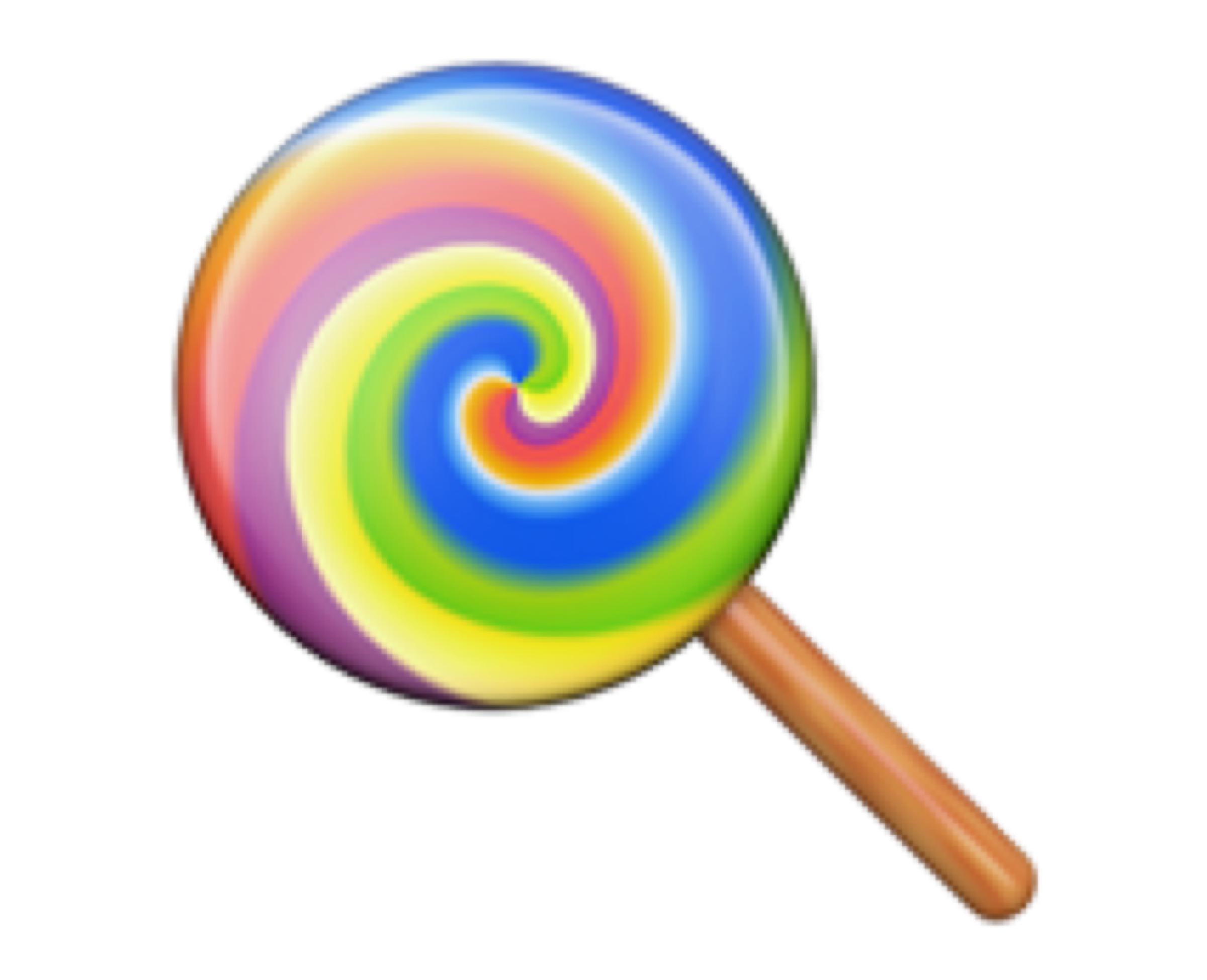 Lollipop (🍭)