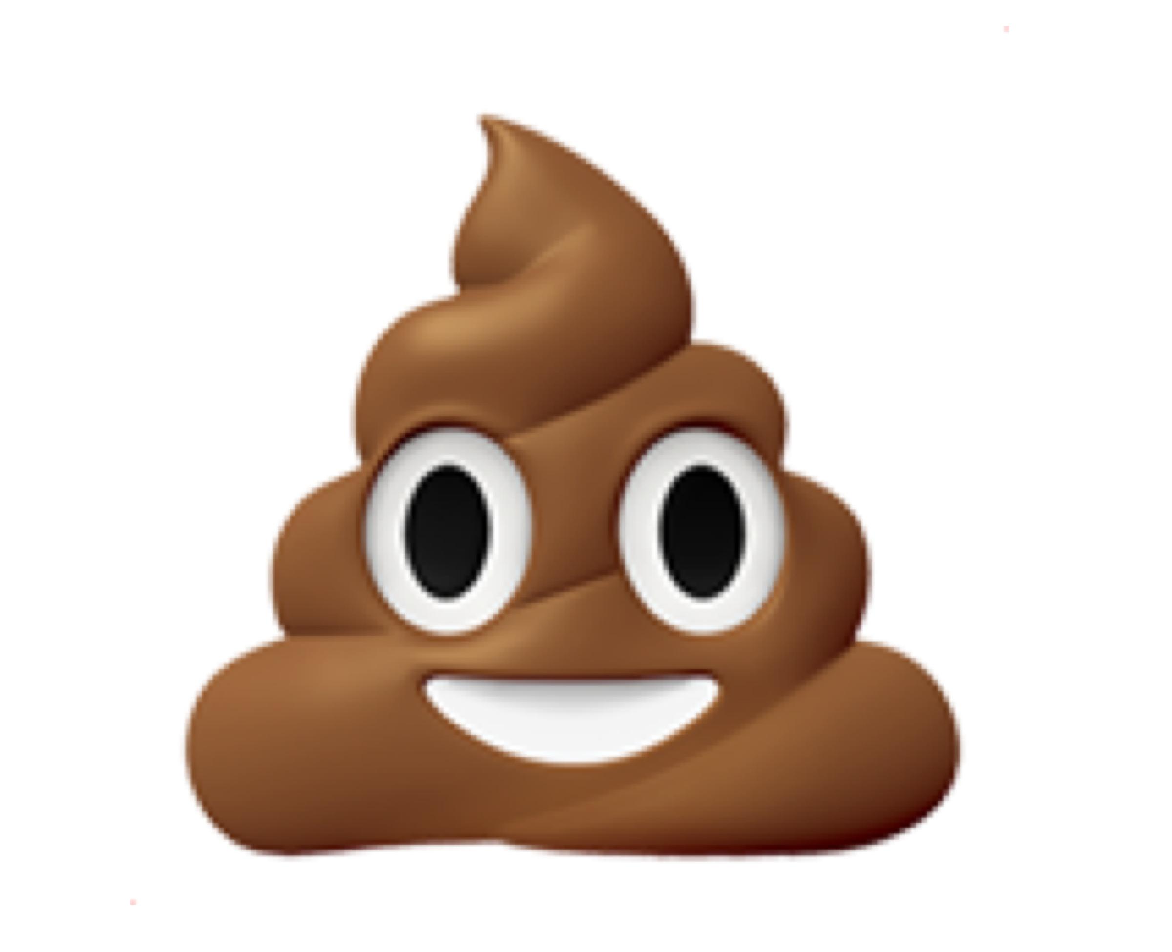 Pile of poop (💩)