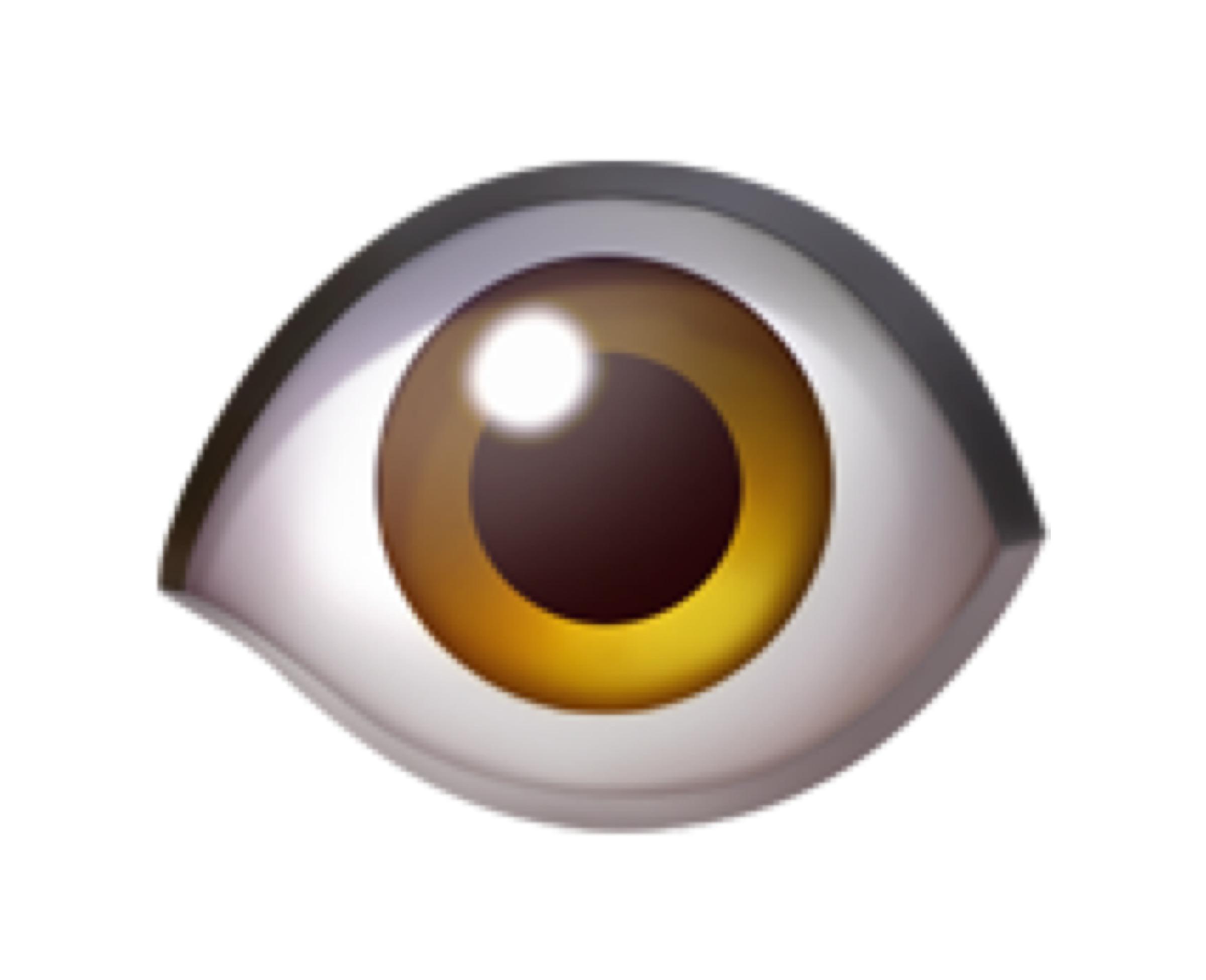 Eye (👁)