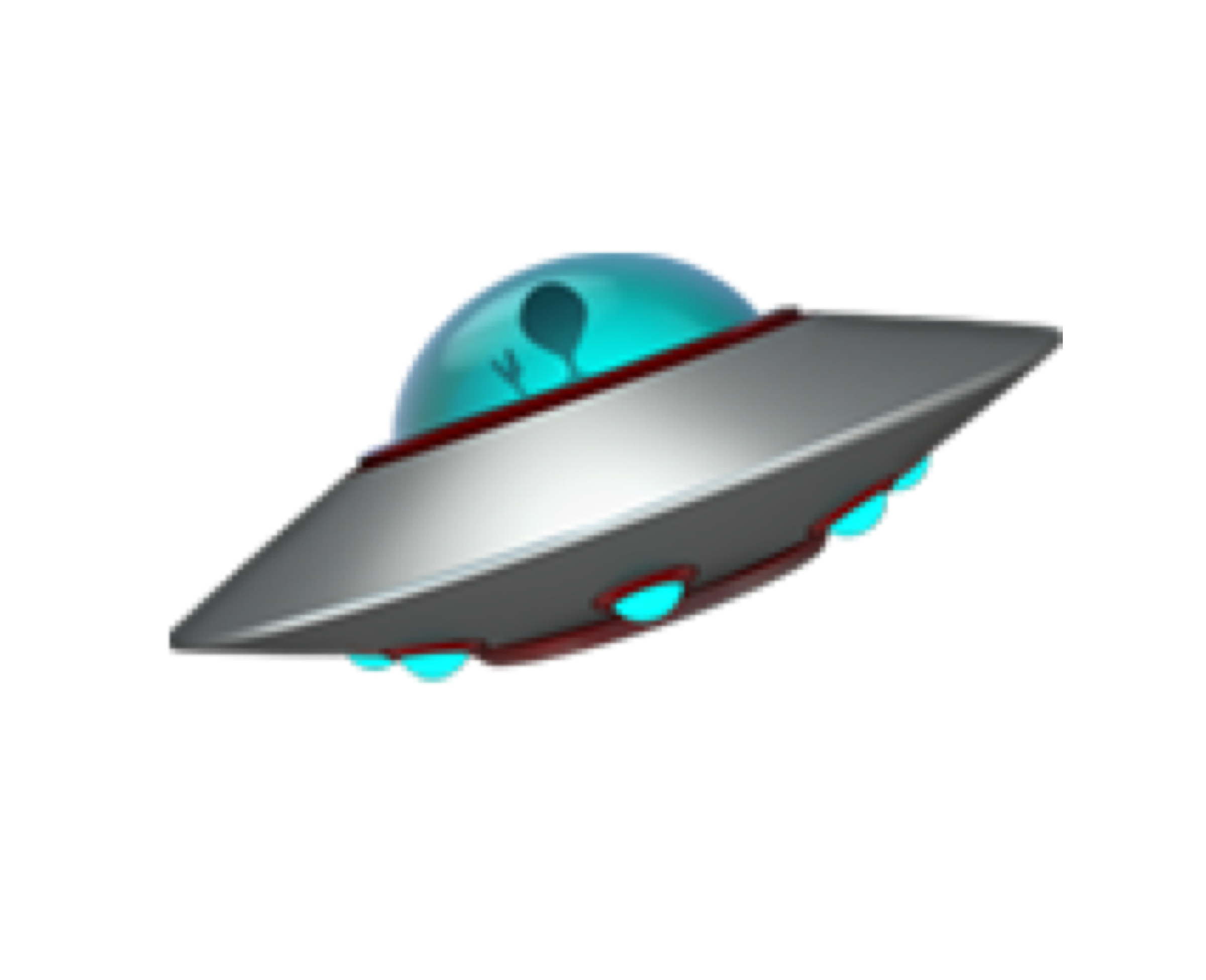 UFO (🛸)