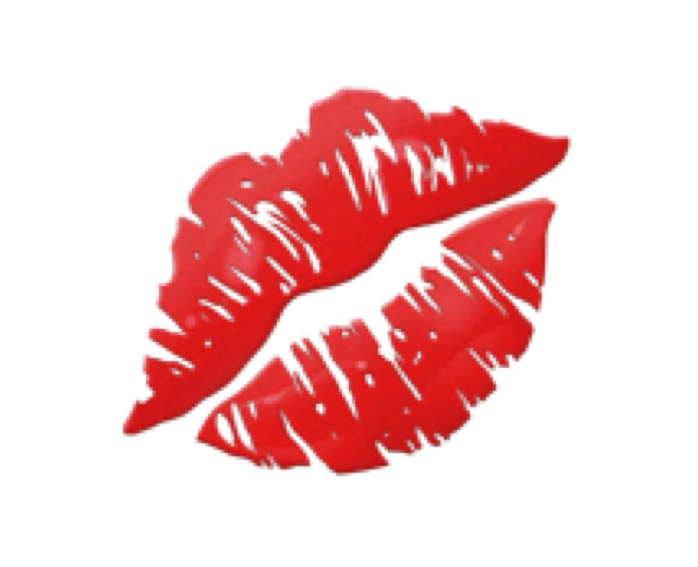 Kiss mark (💋)