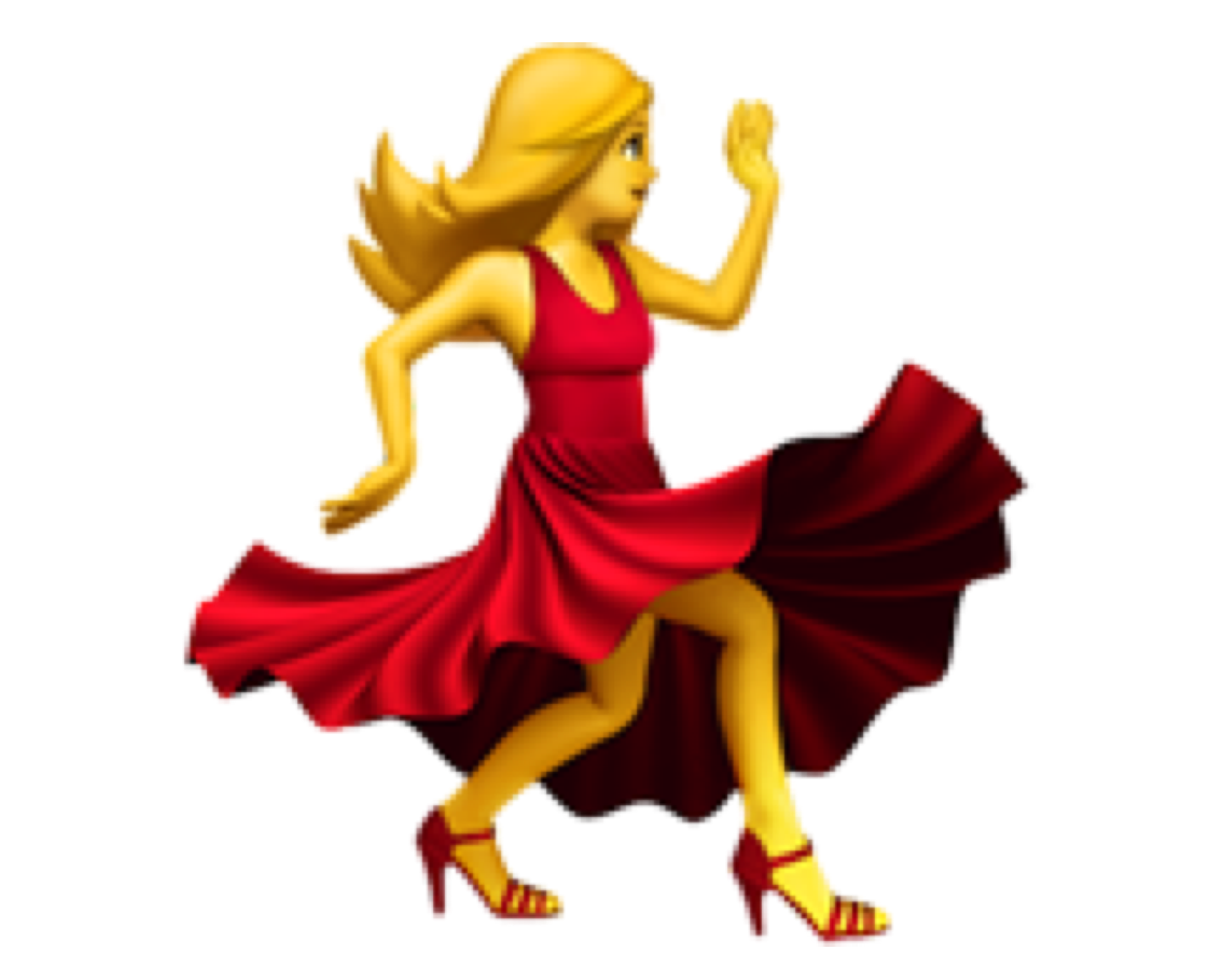 Woman dancing (💃)
