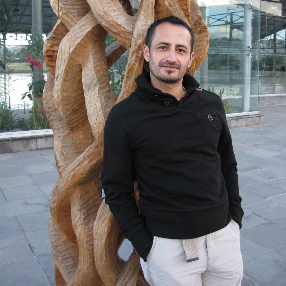 Fredy Alfaro Reyes