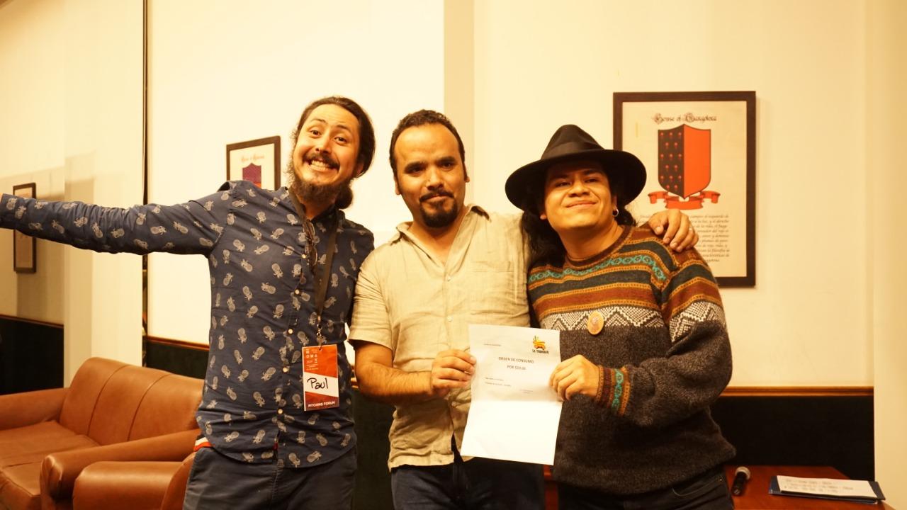 FERIA DE CONTENIDOS 1er Puesto - Crakoshian - Premio Deal de desarrollo con Touché Films y Orden de consumo Restaurante