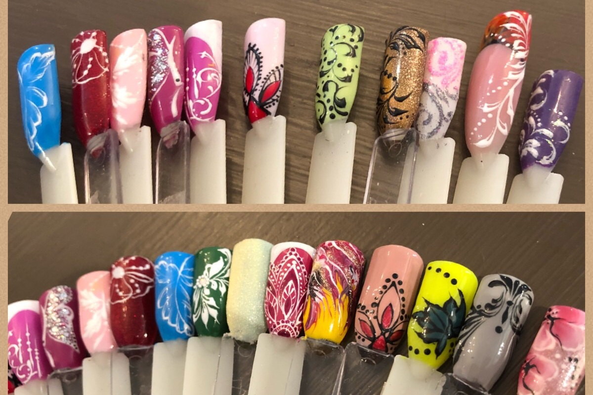 Nail art Course - This is a full day course :)