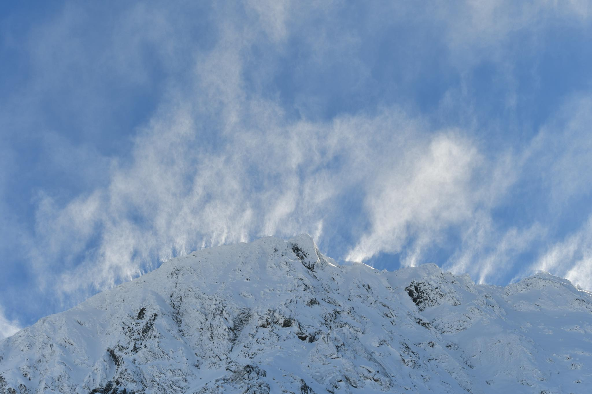 Powder is in the air in Val Thorens