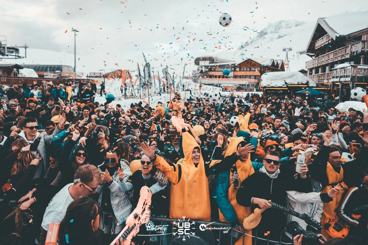 Trip numbers are growing year on year and its out responsibility to ensure future generations can party as hard as we do!