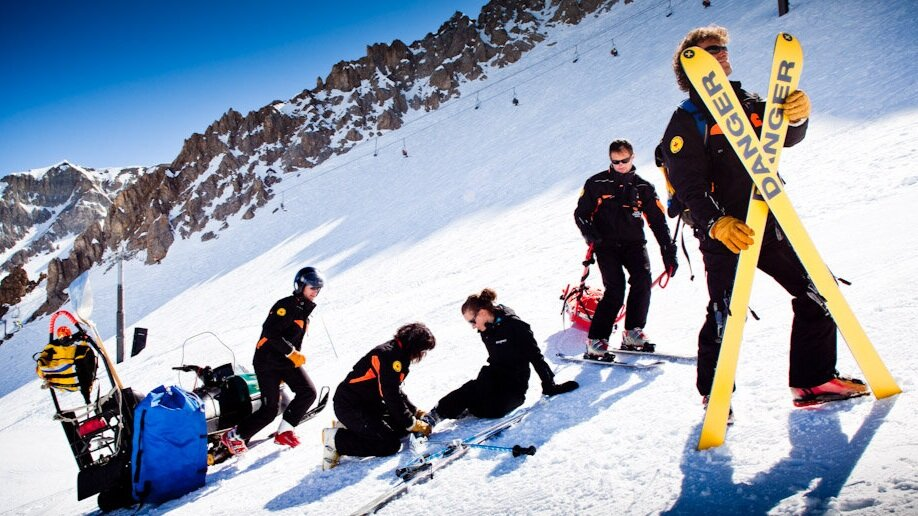 Rescue   if you do get caught in an avalanche, having the right kit and knowledge is vital