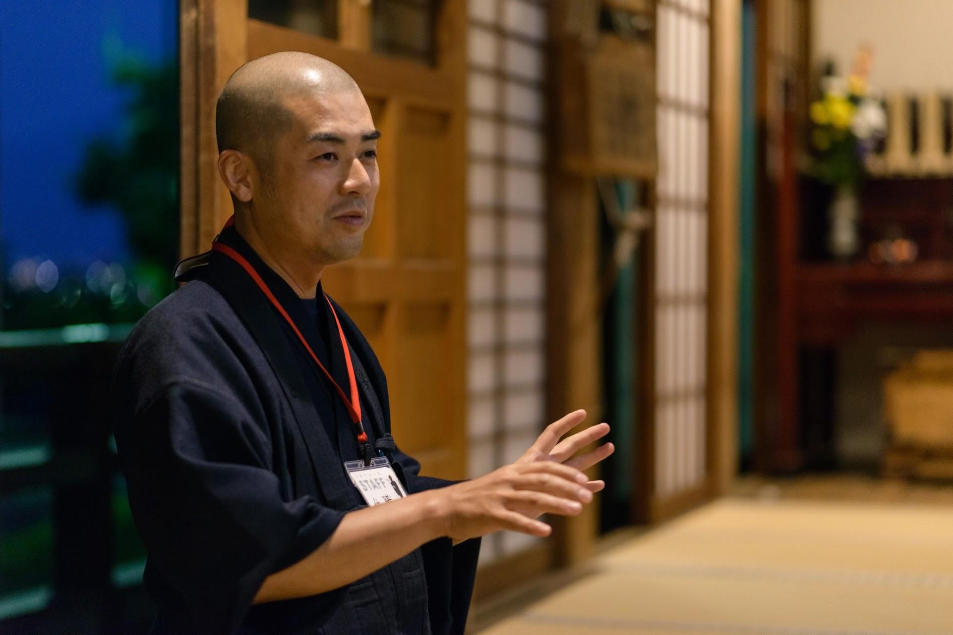 Syunken Yokoyama at Antouin