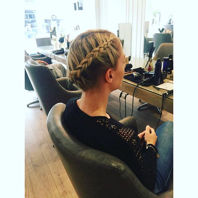 Hair for every occasion! #braids #updo #happymonday #localsdoitbetter