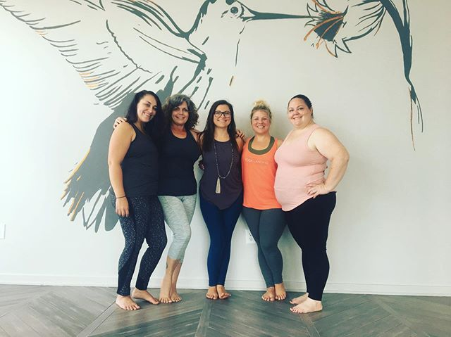 Delayed post but I am so freakin grateful for this past weekend. Having my bachelorette escape at @serenbe was incredible and I honestly never wanted to leave. So thankful for my amazing partner for planning this getaway for me and for my lovely friends who made it a blast 💗  #serenbe #wellnessbachelorette #bachbash #yoga #crystals
