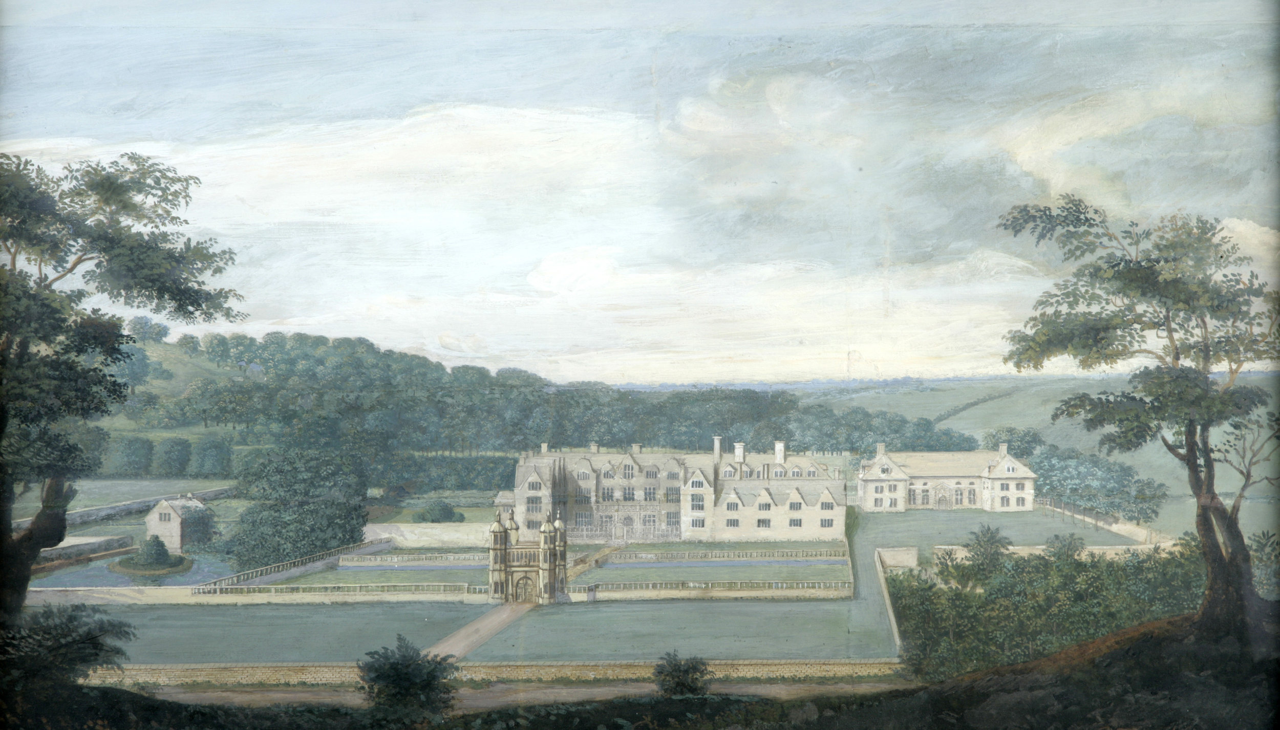 Fonthill House c.1680