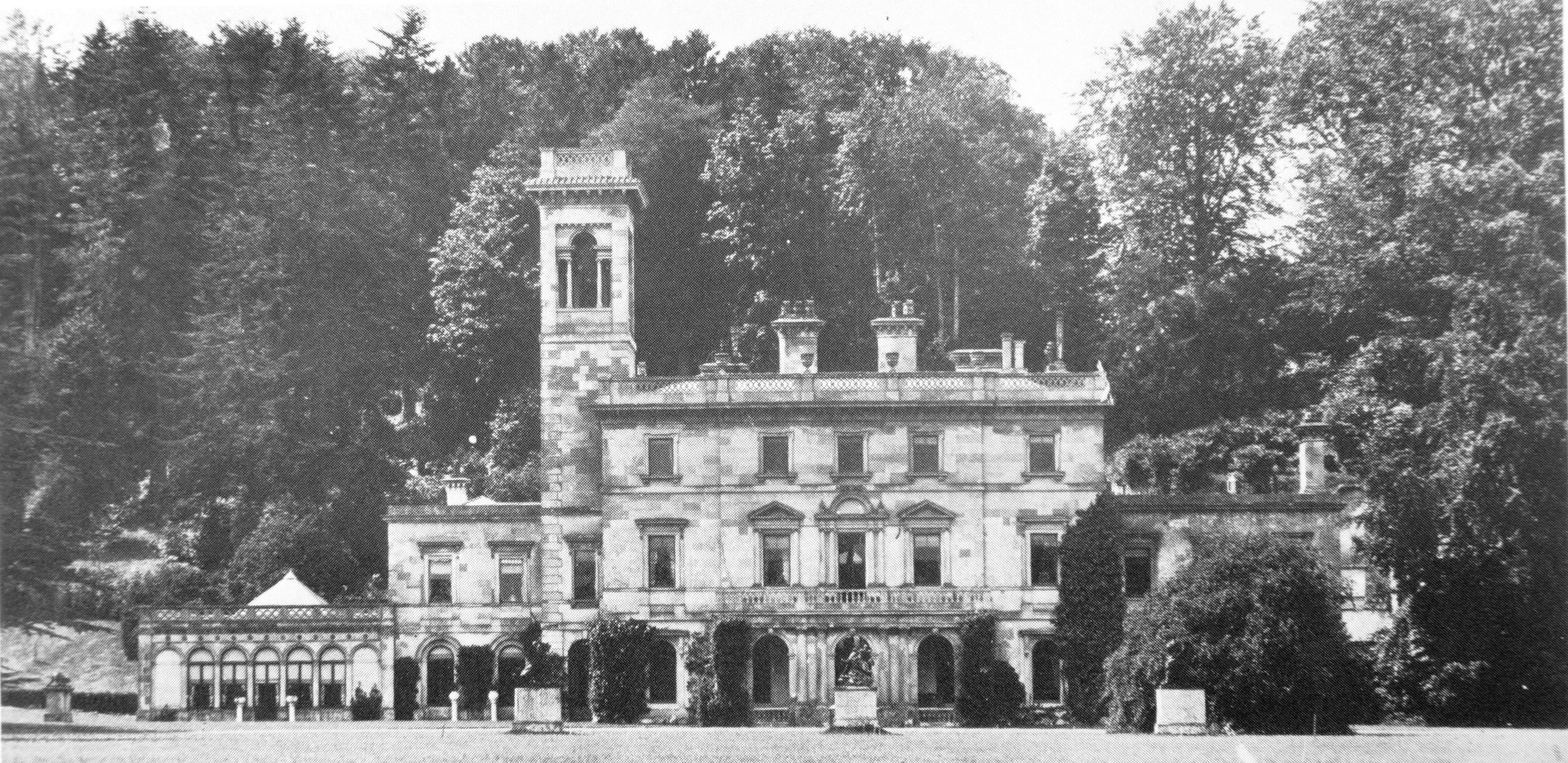 The Pavilion, renamed Fonthill House c.1890