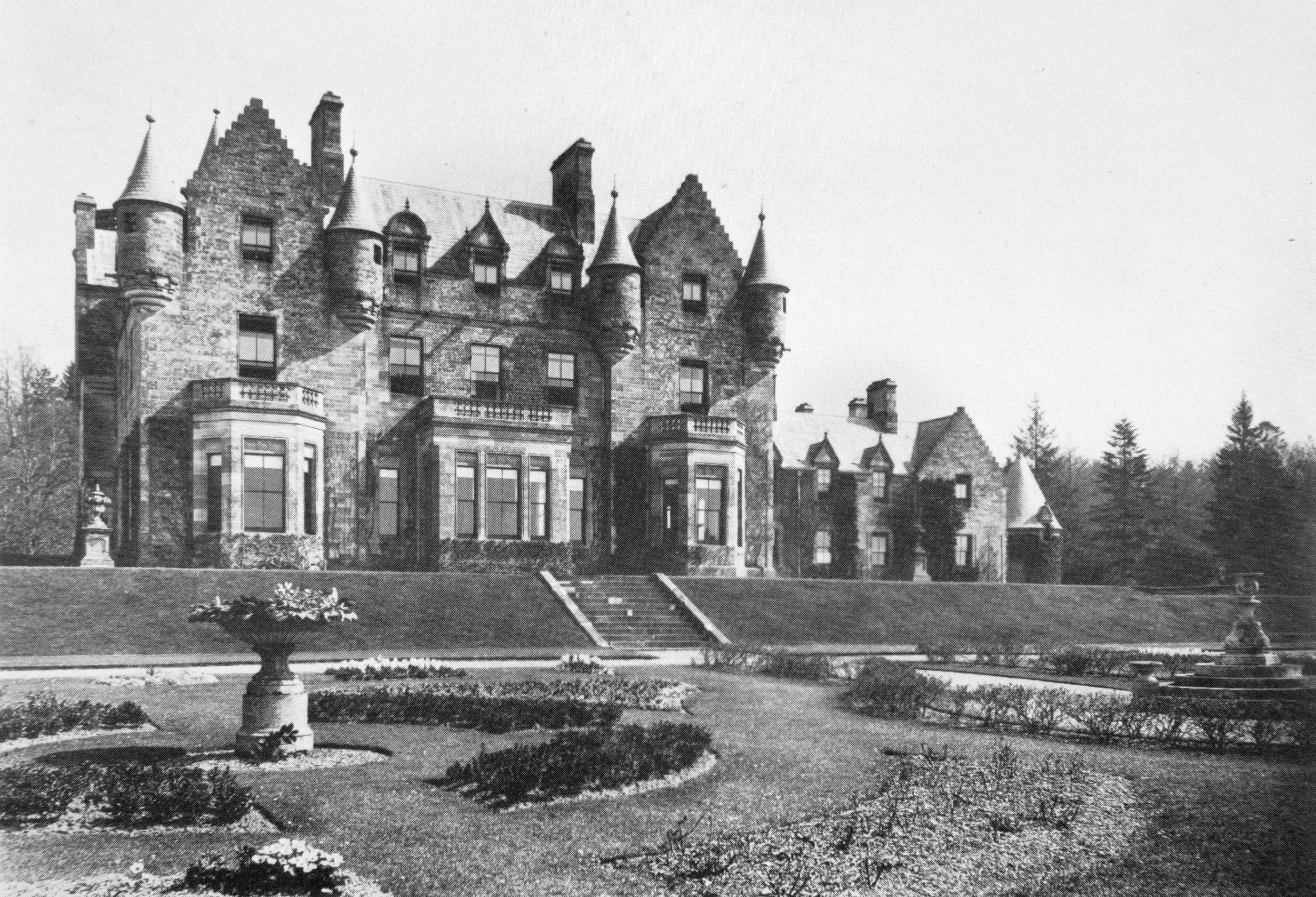 Fonthill New Abbey