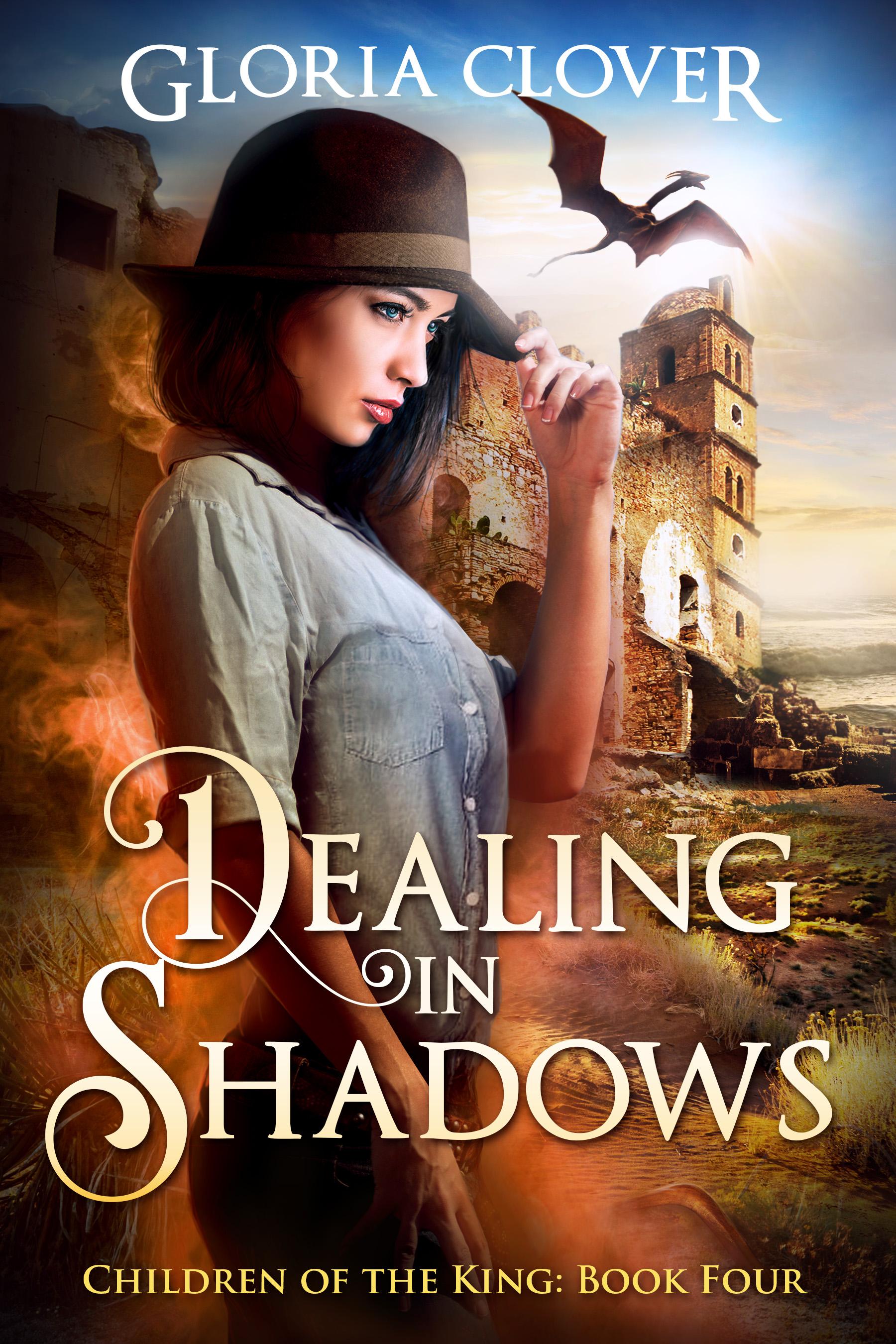 Dealing in Shadows - Gloria Clover