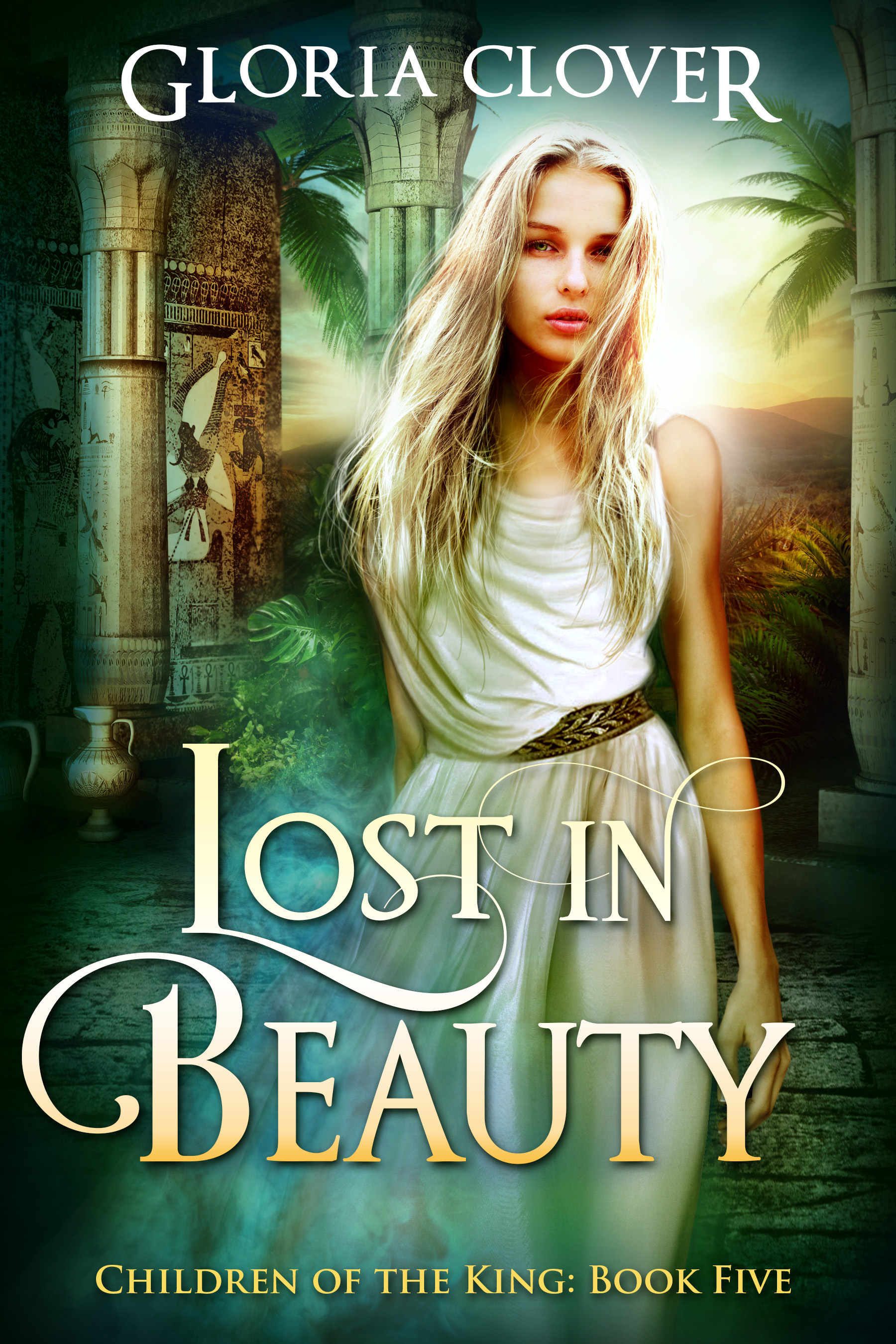 Lost In Beauty - Gloria Clover