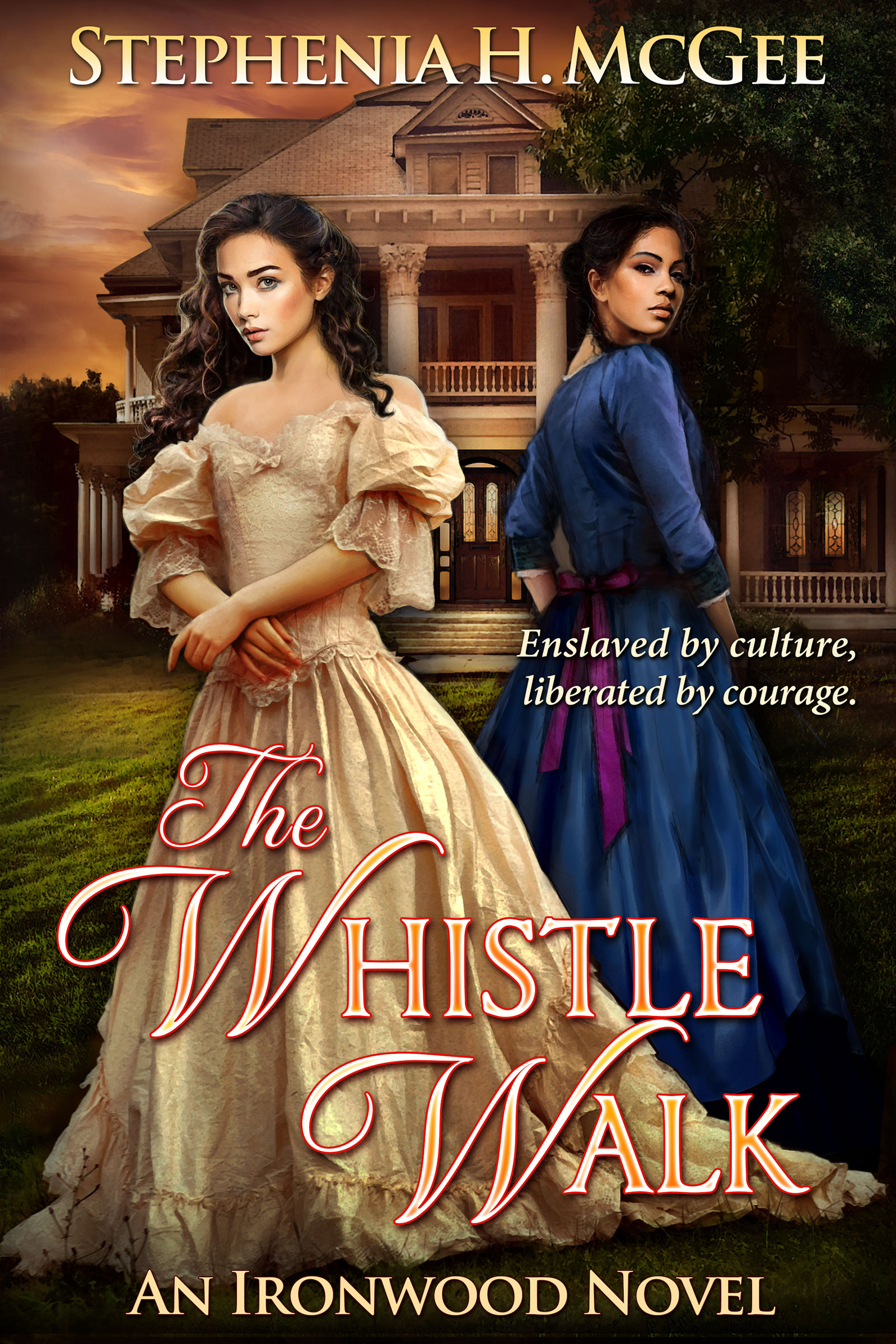 The Whistle Walk - Stephenia H. McGee