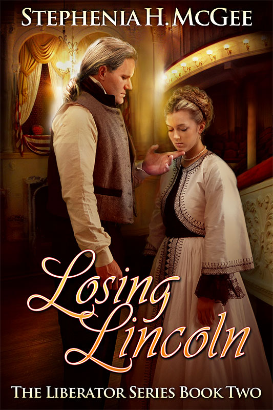 Losing Lincoln - Stephenia H. McGee