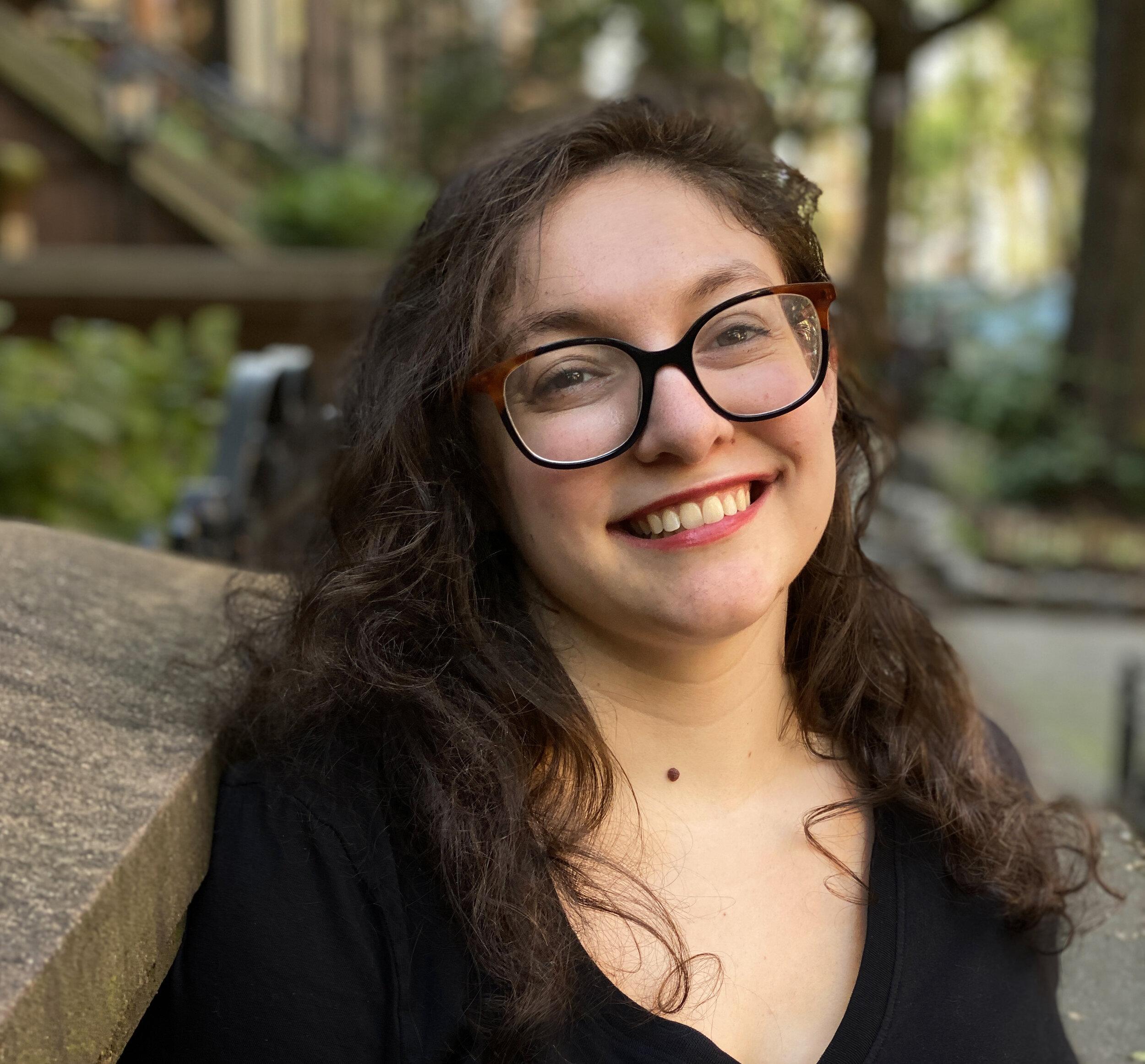 About Maxine — Maxine Kaplan Author