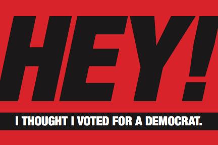 Postcards RAR Elections is sending to current IDC Senators.